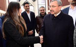 Ak Parti Ataşehir Belediye Başkan Adayı İsmail Erdem'e Gençlerden Teklif.