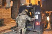 İstanbul'da uyuşturucu operasyonu.