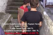 BABA MAĞDURİYETİNE ;ATAŞEHİR ESNAFI SAHİP ÇIKTI..