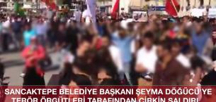 Sancaktepe Belediye Başkanı Döğücü'ye çirkin saldırı.