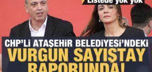 Ataşehir Belediyesi'ndeki vurgun, Sayıştay raporunda! Dosya kabarık.