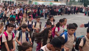 Ataşehir'de Yeni Eğitim Öğretim Yılı Heyecanı…