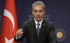 TÜRKİYE  Dışişleri Bakanlığı Sözcüsü Aksoy'dan ABD'nin 'Terörizm 2019 Ülkeler Raporu'na tepki