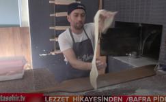 "BAFRA'DAN İSTANBUL'A LEZZET HİKAYESİ "" BAFRA PİDESİ"""